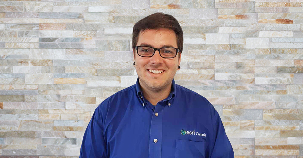 Jonathan Gaudreau, Application Specialist